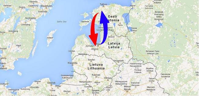 Kravu Pārvadājumi Igaunija