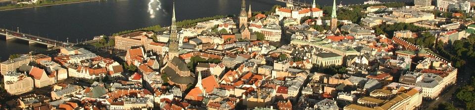 Kravu pārvadājumi Rīgā